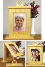 The Mother-In-Law Photo Frame Woodworking Plan
