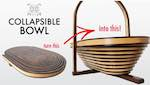 Collapsible Bandsaw Bowl
