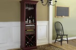 Wine Storage Hutch