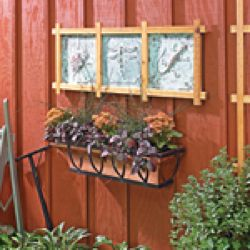 Cedar and Copper Trellis (PDF)
