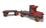 Lorry and Trailer Toy