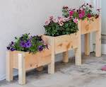 Tiered Planter Box