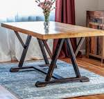 Trestle Dining Table PDF