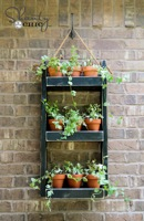 Outdoor Wall Planter