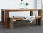 Barn Wood Table
