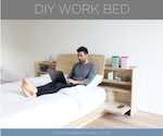 Work From Home Platform Bed