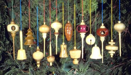 04-FS-122 - Christmas Ornaments Woodworking Plan