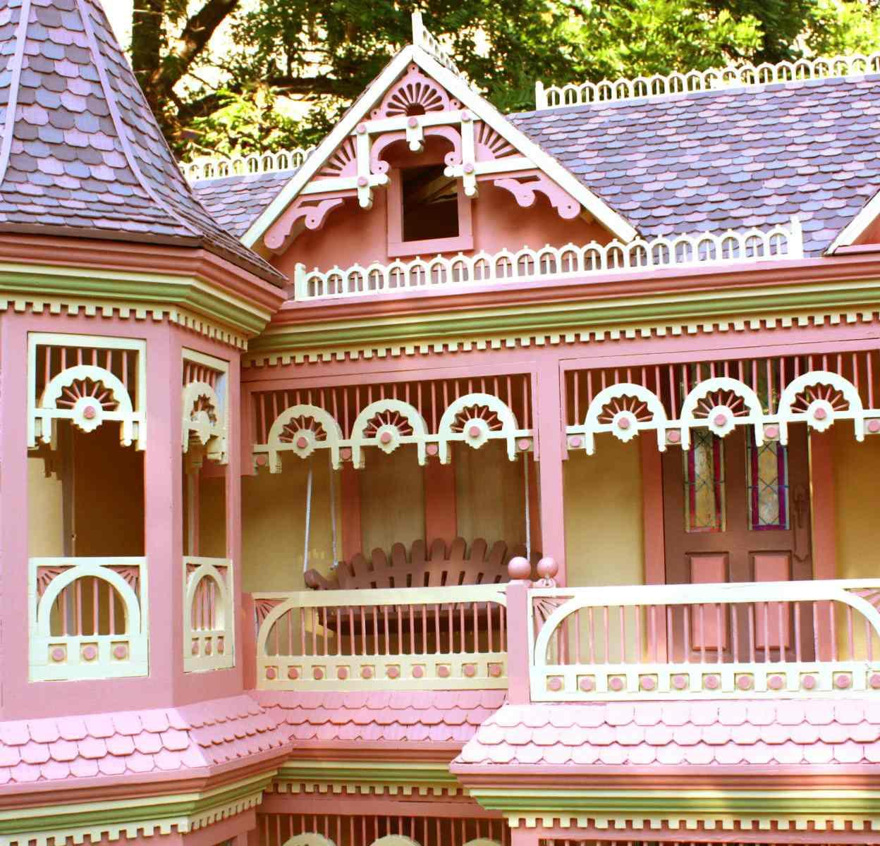 Barbie size dollhouse plans for Barbie house plans