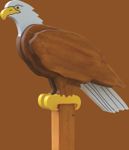 Eagle Sentry Woodworking Plan Woodworkersworkshop