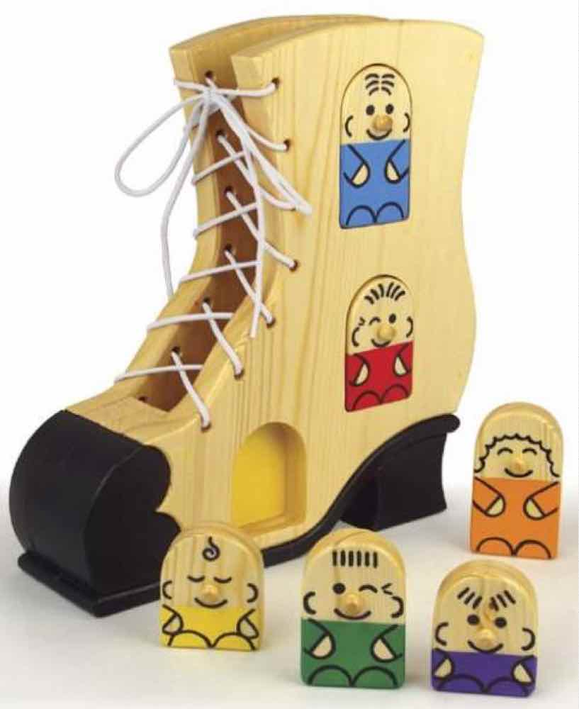 Wooden Shoe Woodworking Plan.
