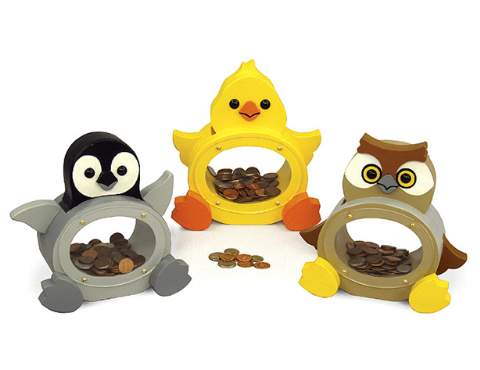 Baby Bird Bank Woodworking Plan woodworking plan