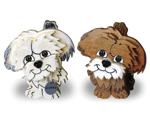 Shih Tzu Dog Woodworking Plan woodworking plan