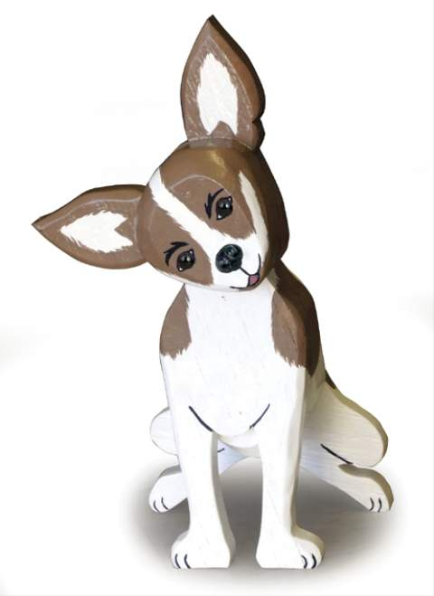 Rat Terrier Dog Woodworking Plan woodworking plan