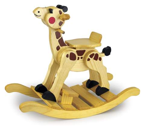 Giraffe Rocker Woodworking Plan woodworking plan