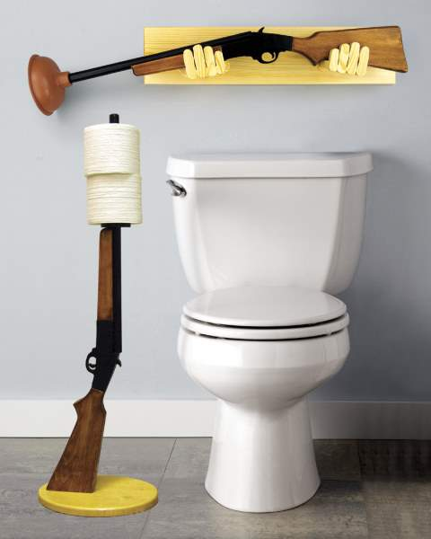 Bathroom Blaster Set of Woodworking Plans woodworking plan