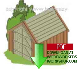 How to build a board and batten shed building plan for Board and batten shed plans