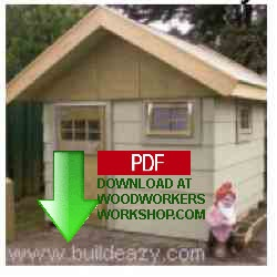 24-009 - How to Build a Playhouse Building Plan