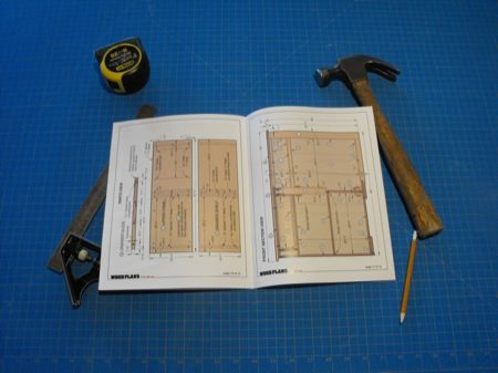 31-MD-00004 - Country Buffet Woodworking Plan.