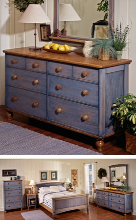 31-MD-00008 - Country Fresh Dresser Woodworking Plan.