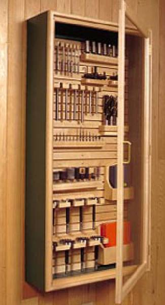 Universal Wall Cabinet System Woodworking Plan