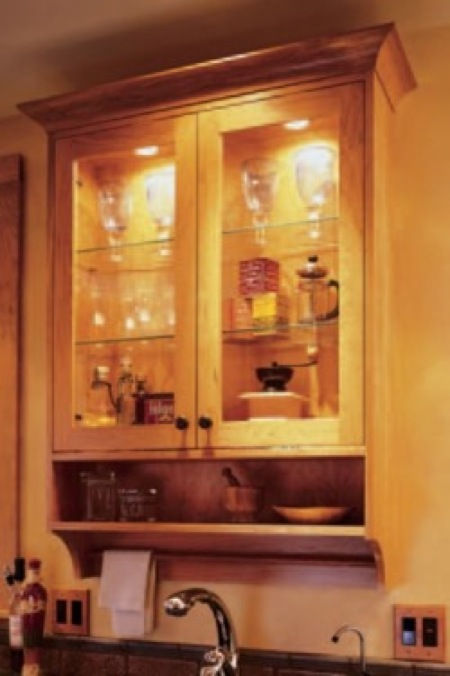 Adaptive Display Cabinet Woodworking Plan