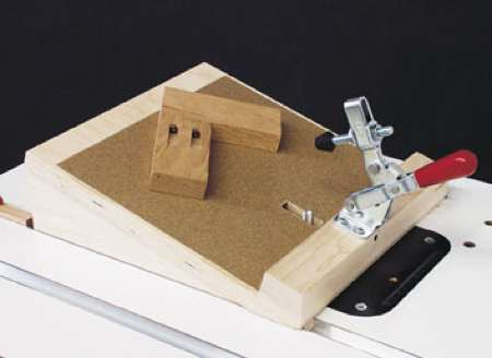 31-MD-00187 - Pocket Hole Routing Jig Woodworking Plan