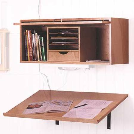 Workshop Reference Center Woodworking Plan