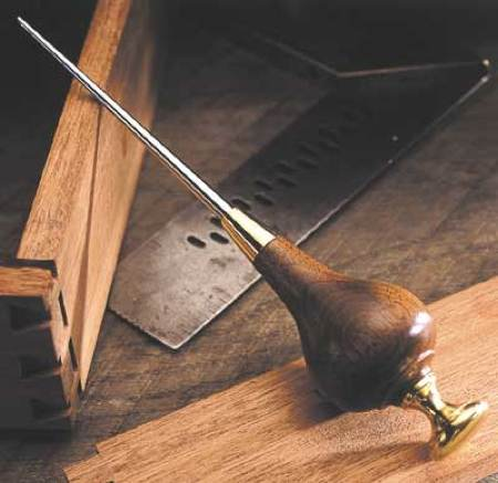Scratch Awl Woodworking Plan
