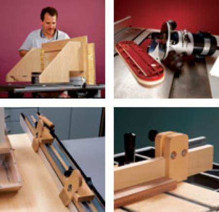 Tablesaw Seven Pack Woodworking Plans.