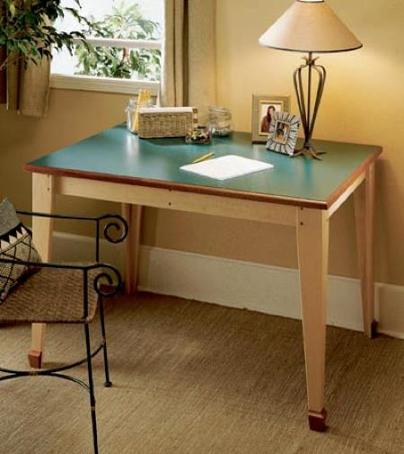 All Around Table Woodworking Plans