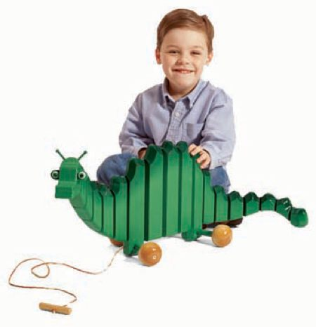 31-MD-00298 - Swinging Dragon Woodworking Plan.