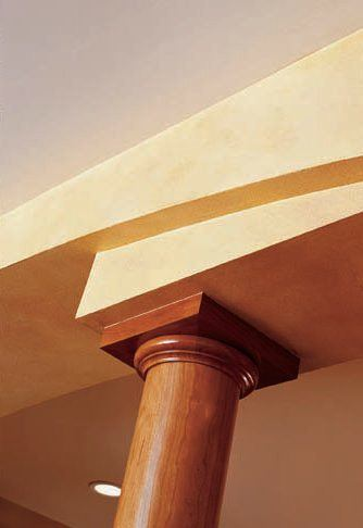 Create Architectural Columns Woodworking Plan