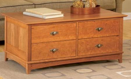 31-MD-00410 - TV Stand-Coffee Table Woodworking Plan.