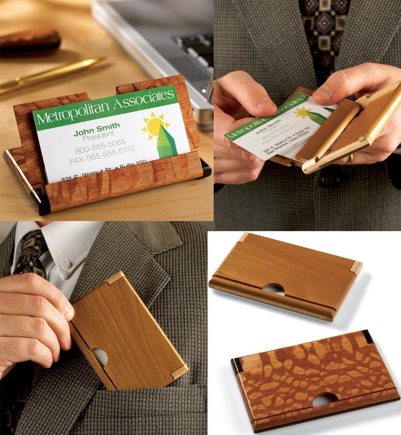 Business card case woodworking plan woodworkersworkshop business card case woodworking plan colourmoves