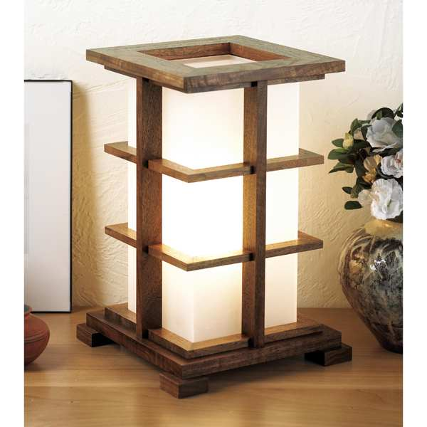 Accent Lamp Woodworking Plan