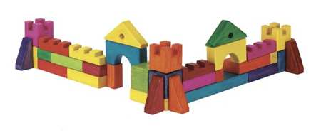 Playtime Building Blocks Woodworking Plan