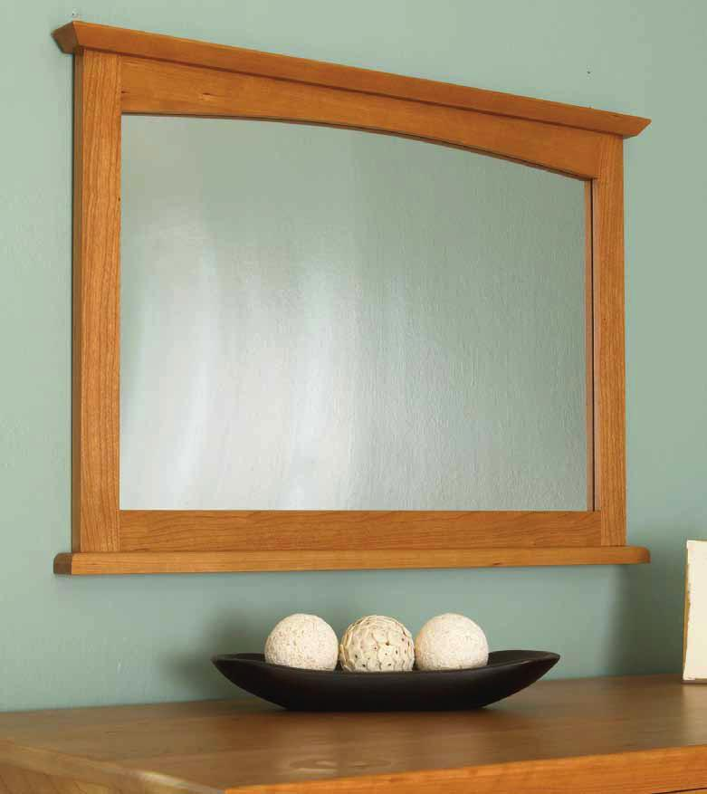 Dressy Dresser Mirror Woodworking Plan woodworking plan