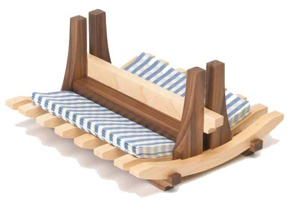 31-MD-00610 - Nifty Napkin Holder Woodworking Plan.