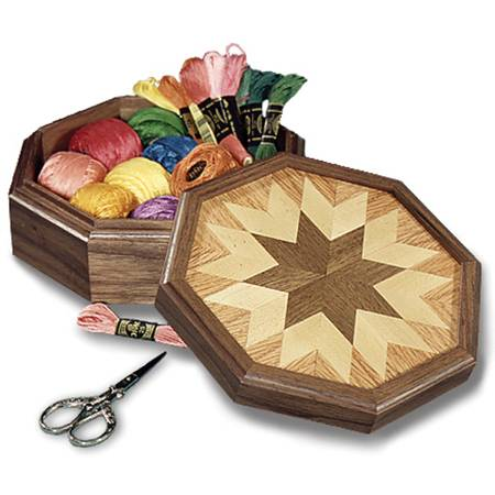 31-MD-00814 - Keepsake Box Country All-Star Woodworking Plan