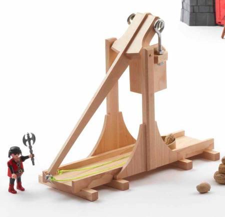 Trebuchet Woodworking Plan Woodworkersworkshop