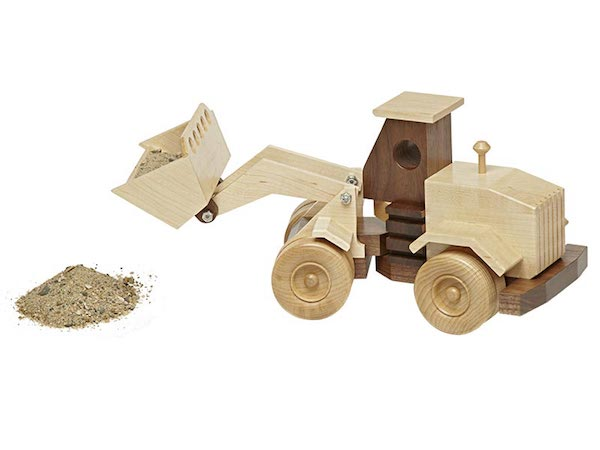 Construction-Grade End Loader Woodworking Plan woodworking plan