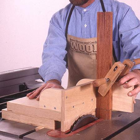 Mortise and Tenon Joints Woodworking Plan