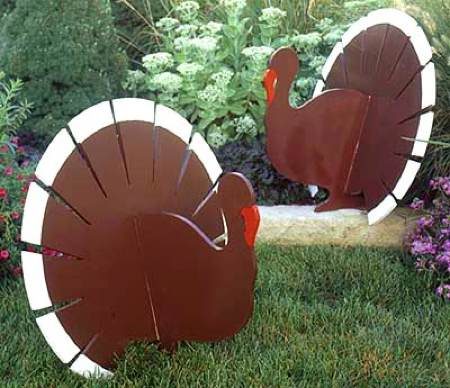 31-OFS-1082 - Grand Old Gobblers Woodworking Plan.
