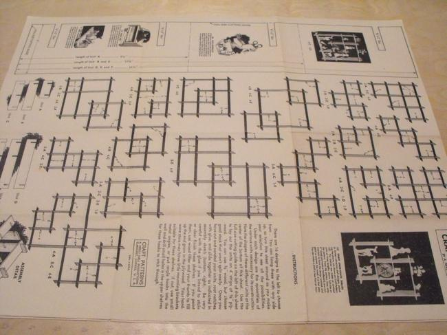 R-ANH0137 - Smart Knick-Knack Shelves Vintage Woodworking Plan