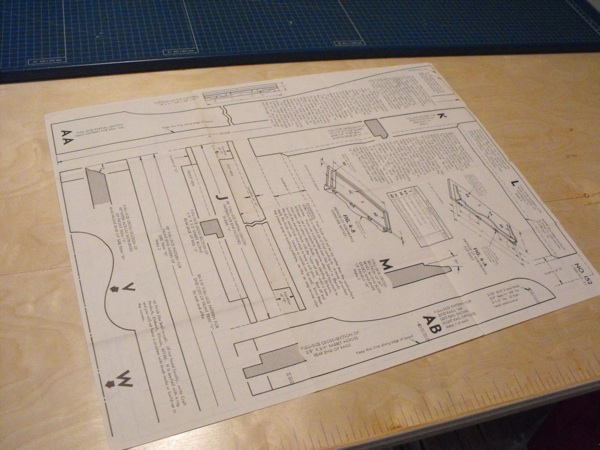 Hope Chest Vintage Woodworking Plan.