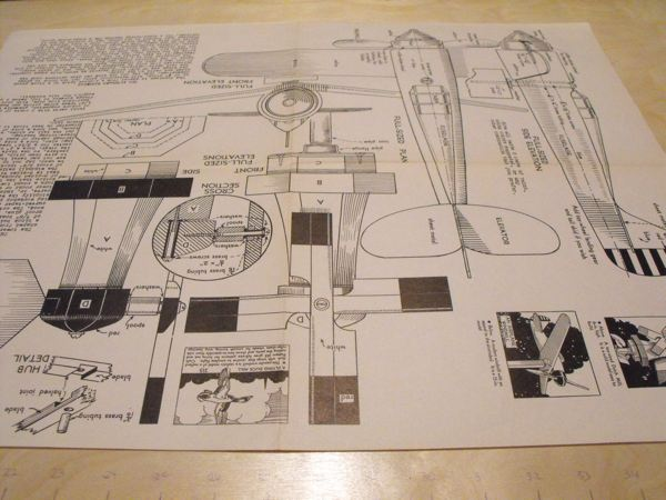 2 Windmill Vintage Woodworking Plans - Toy Dutch Mill and Airplane
