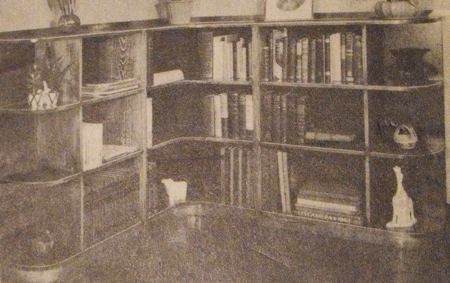 Sectional Bookcase Vintage Woodworking Plan