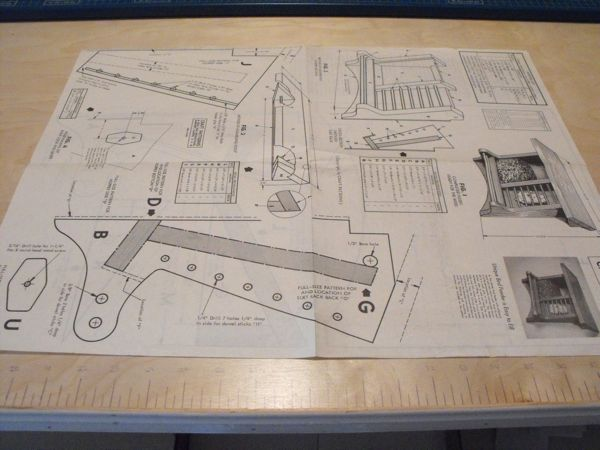 A Unique Easy to Fill Bird Feeder Vintage Woodworking Plan