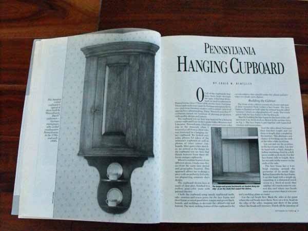 R-AW22 - American Woodworker Issue 22 October 1991 Recycled Woodworking Magazine