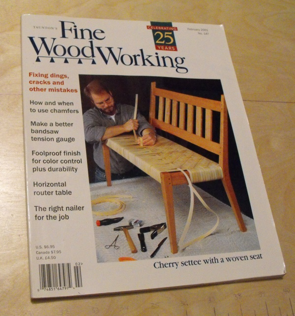 R-FW147 - Fine Woodworking Magazine Issue 147 February 2001